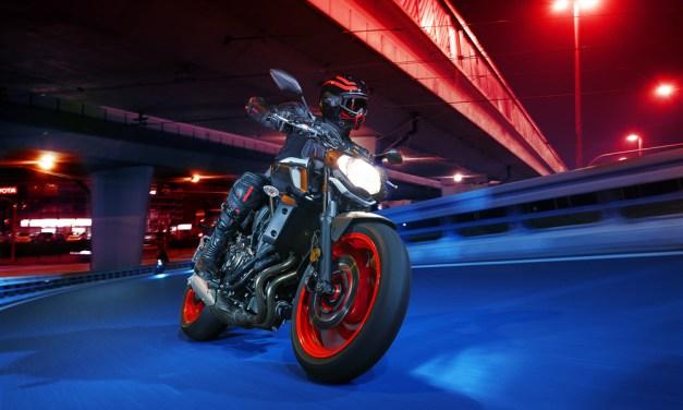 Suben las matriculaciones de motos en España en septiembre