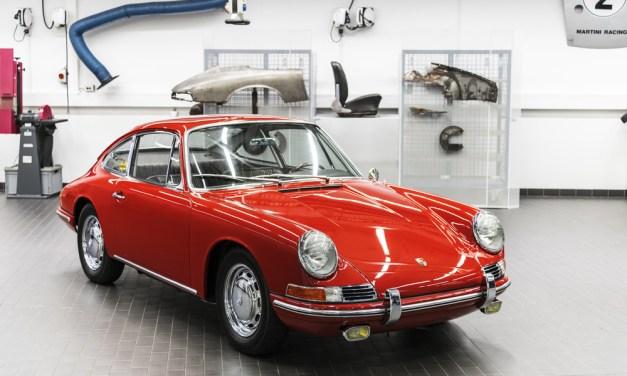 55 años del Porsche 911