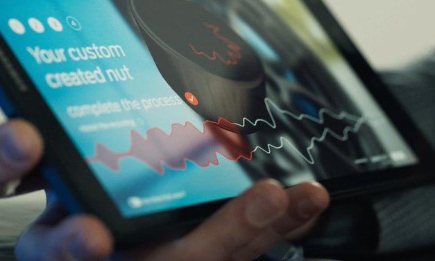 Ford desarrolla una tuerca de seguridad personalizada por voz e impresa en 3D contra ladrones