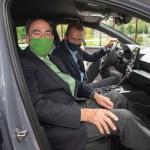 Alianza SEAT, Volskwagen e Iberdrola por la movilidad eléctrica en España
