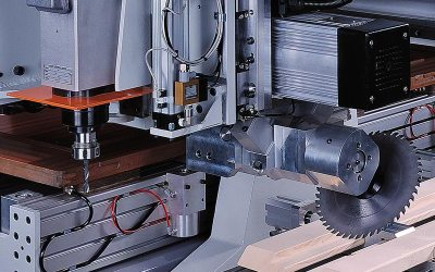 Numerical Control For Precision Machining