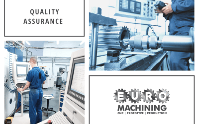 Quality Assurance Machining During COVID-19