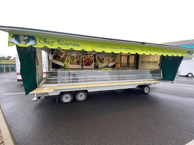 Nos Camions Magasins Et Remorques D Occasion Euromag