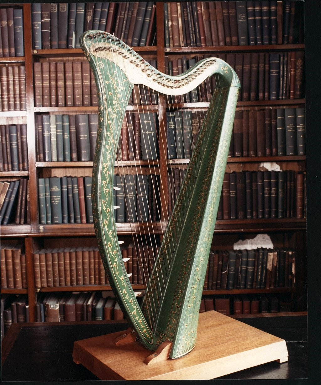 Image result for Thomas Moore harp