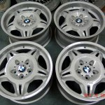 E36 M3 Motorsport Light Weight Wheels