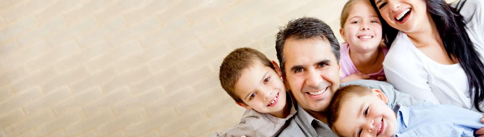 salud dental para la familia