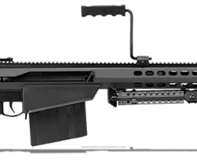 Barrett Model 82a Bmg Rifle System