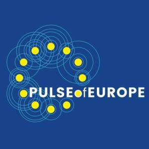 Logotyp för Pulse of Europe
