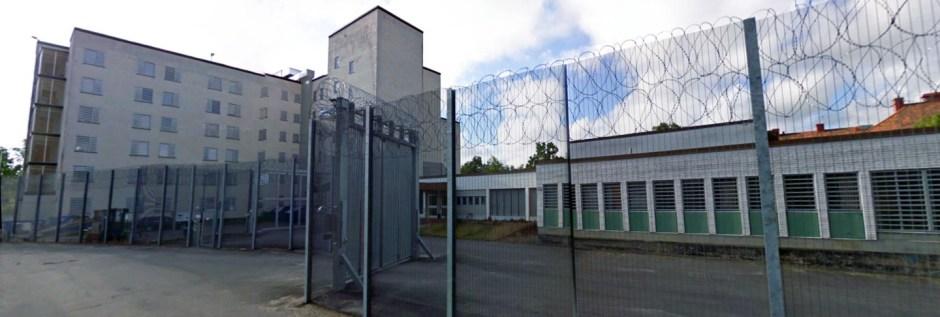 Prisión de Västervik Norra, Suecia