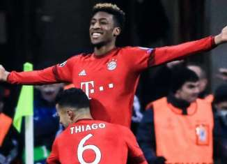 Mercato - Kingsley Coman racheté par le Bayern Munich