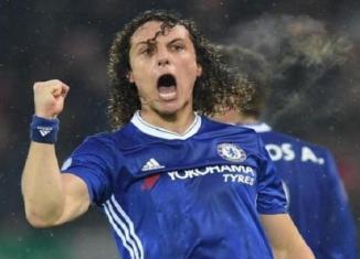 """Chelsea - David Luiz """"si vous voulez améliorer, vous devez penser que vous êtes un meilleur joueur que vous étiez"""""""