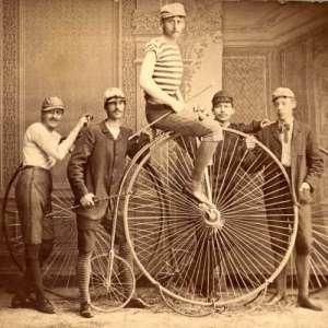 Széchenyi gróf az első kerékpárosunk