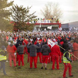 Sztrájk: Mexikói munkások példája