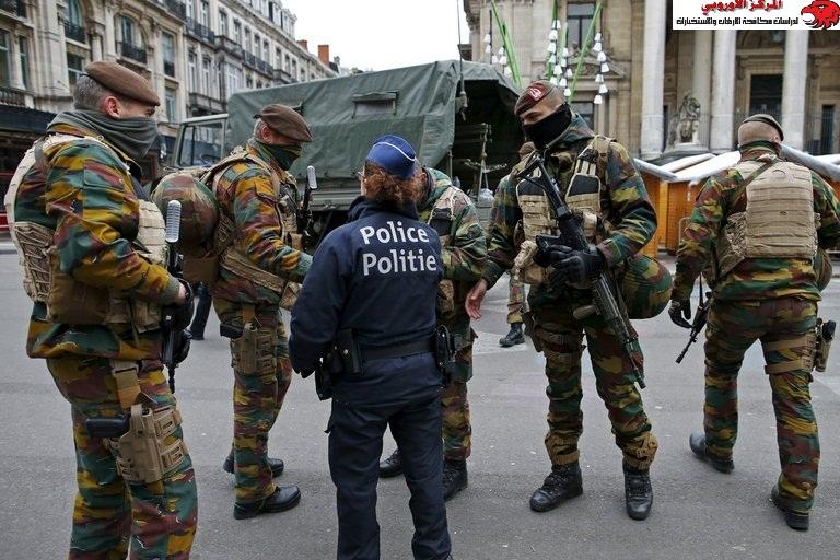 تنامي الجماعات الإسلاموية المتطرفة فى بلجيكا وأنشطتها
