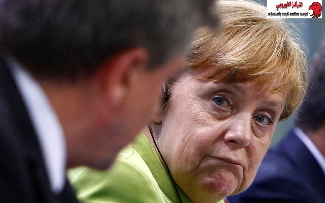 أزمة الهجرة داخل الاتحاد الأوروبي … المانيا خلافات داخل الائتلاف الحكومي
