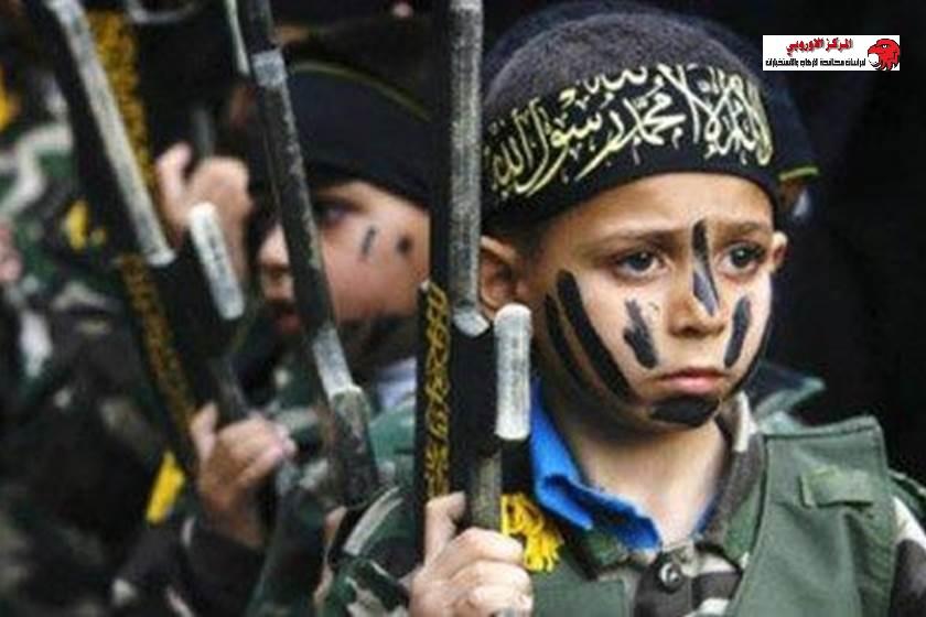 """الإستخبارات الألمانية تحذر من """"أطفال الخلافة"""""""