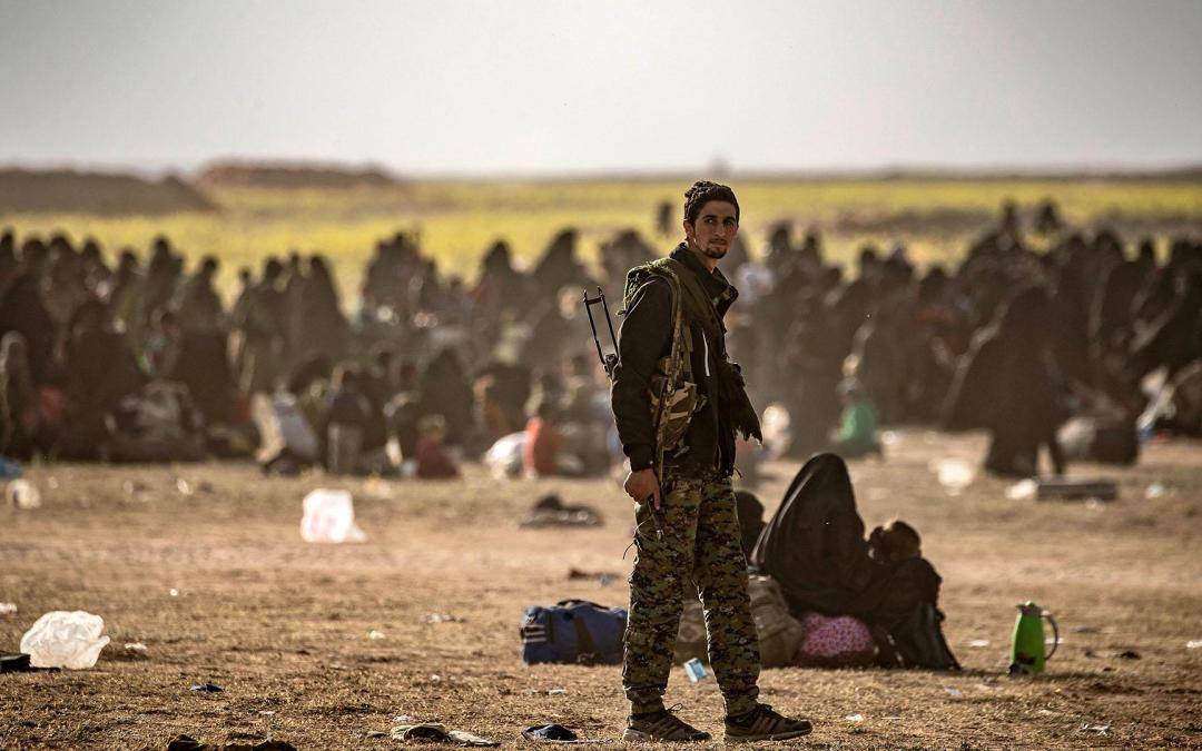 ألمانيا … كيف التعامل مع مقاتلي داعش العائدين من سوريا و العراق ؟