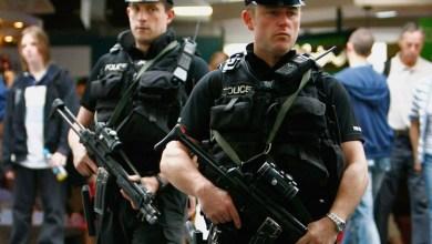 أجهزة الاستخبارات البريطانية