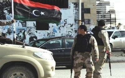 """خريطة الحضور """"الجهادي"""" في ليبيا"""