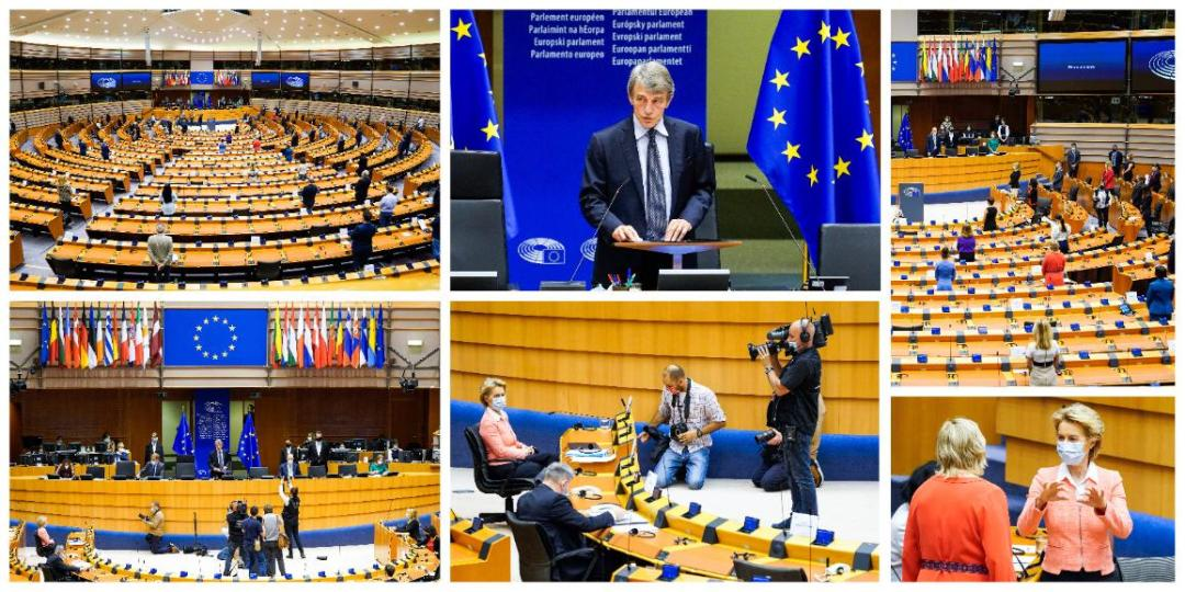 George Floyd, minuto di silenzio al Parlamento Ue: potremo riposare solo quando il sogno di Martin Luther King sarà diventato realtà