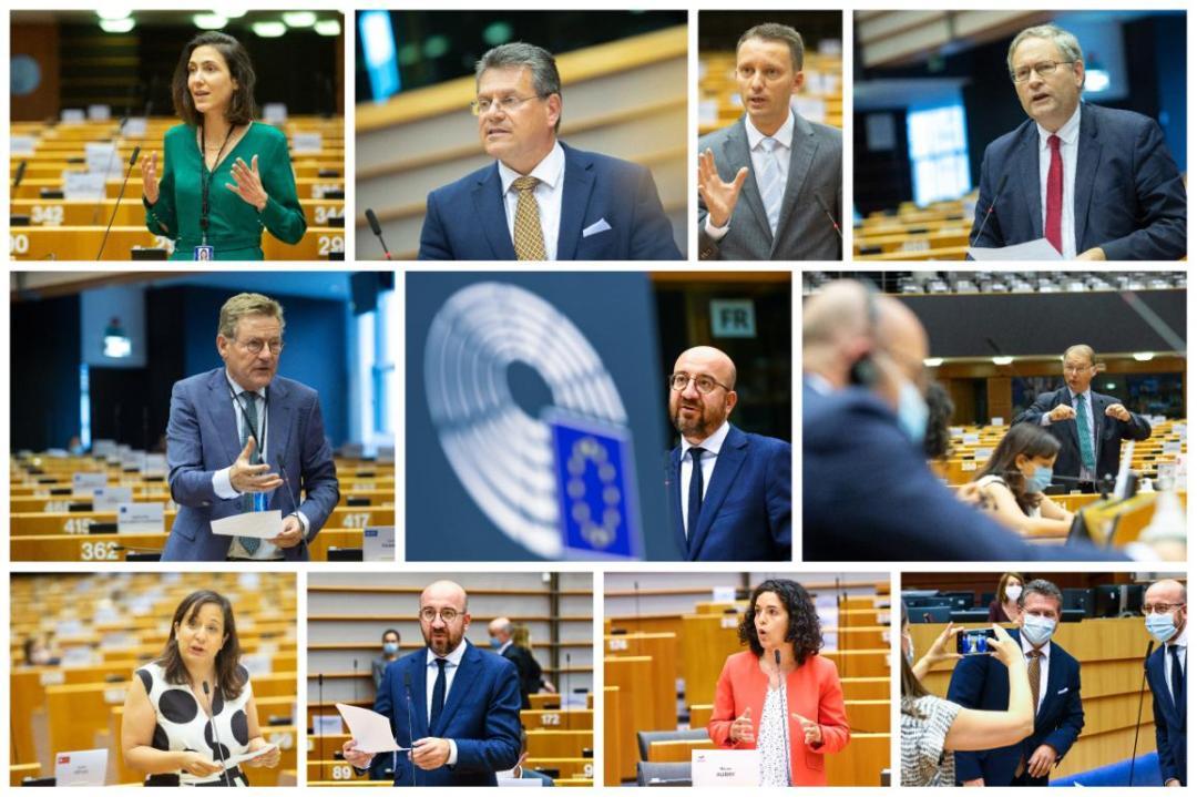 Dibattito su bilancio UE e Piano di ripresa: un accordo in Consiglio non è definitivo