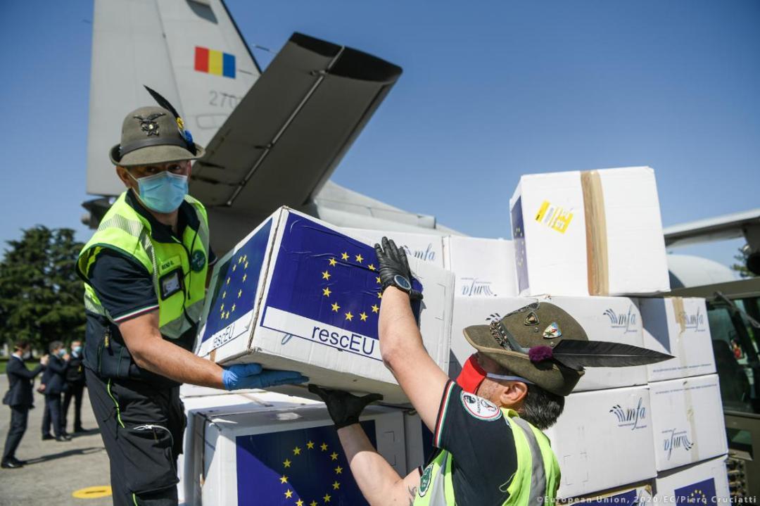 Risposta alla crisi: rafforzare la capacità di protezione civile dell'UE