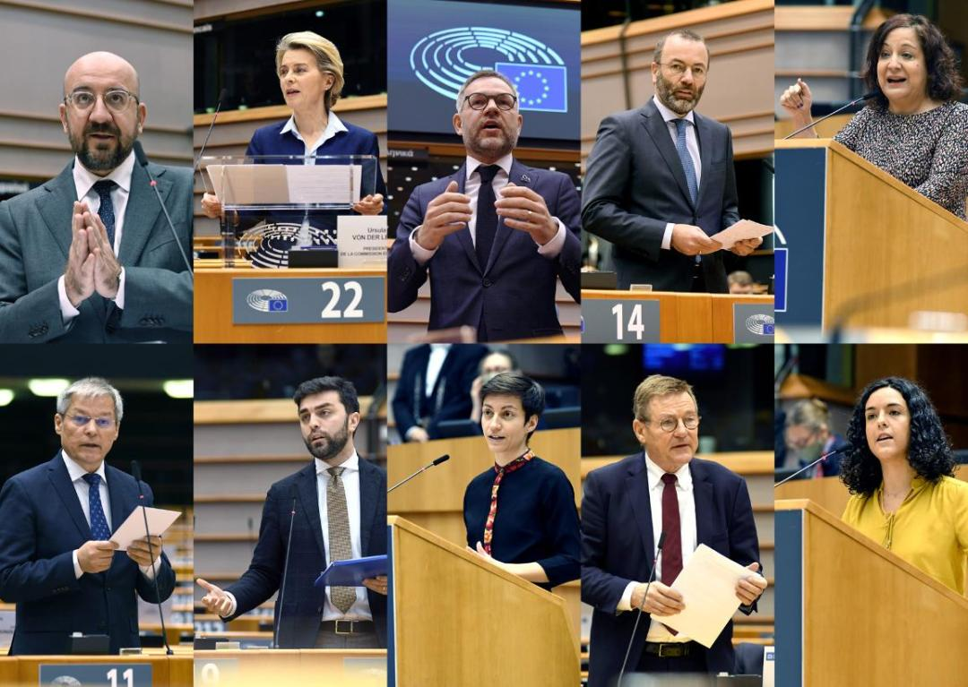 Plenary debates on the conclusions of the European Council meeting of 10-11 December 2020