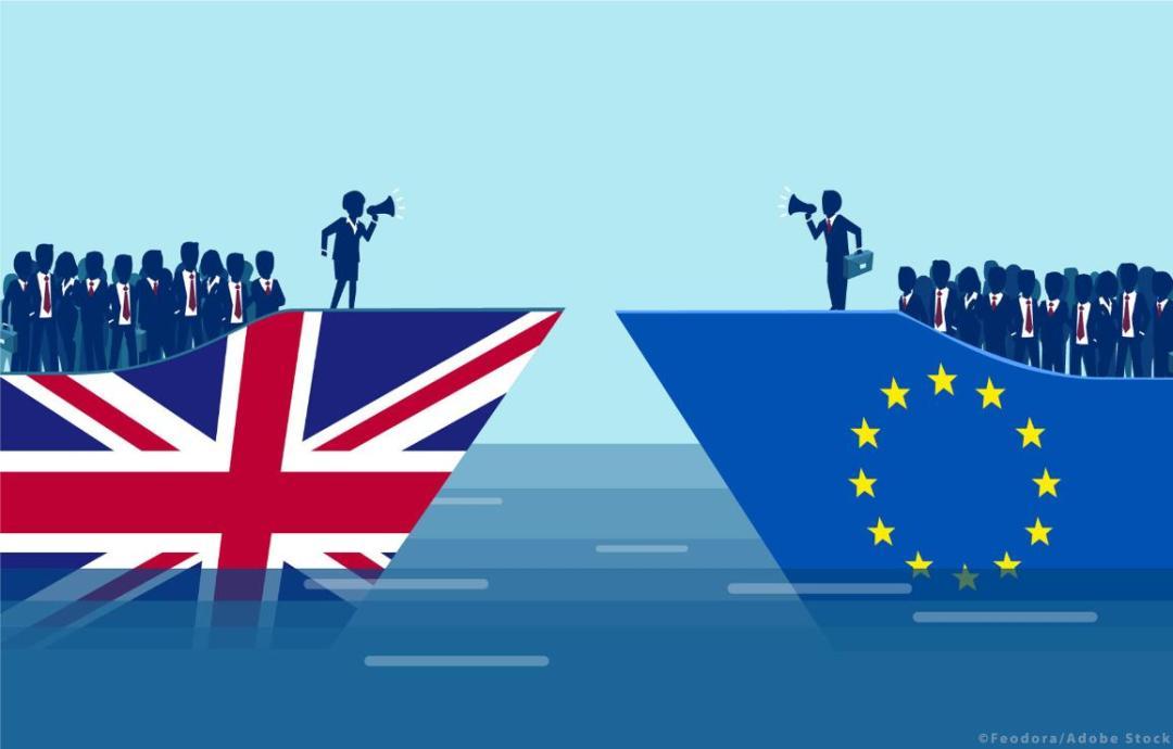 Illustration image of the EU-UK Trade and Cooperation Agreement ©AdobeStock/Feodora