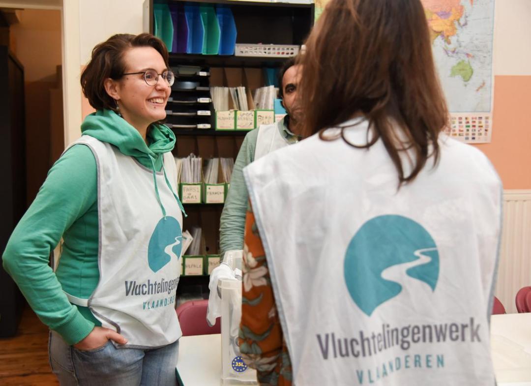 European Voluntary service at work