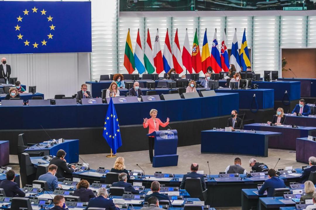 Stato dell'UE: lotta a COVID-19, ripresa, clima e politica estera