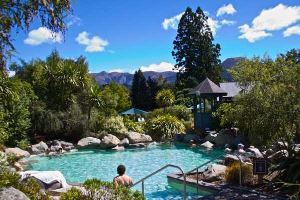 Image result for hanmer springs new zealand