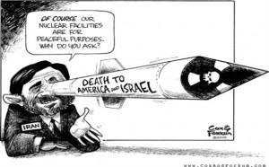 iran menace nucléaire