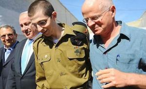 Guilad Shalit libéré