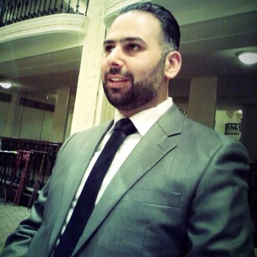 George Canawati, journaliste palestinien