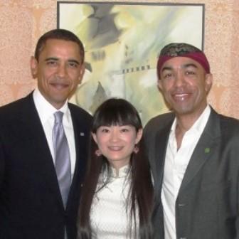 Barack Ndesanjo China  Quand Malik Obama, le frère de Barack Obama, rejoignit le Hamas et déclara: «Jérusalem est à nous; nous arrivons»