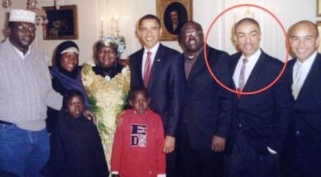 Mark Ndesandjo White House  Quand Malik Obama, le frère de Barack Obama, rejoignit le Hamas et déclara: «Jérusalem est à nous; nous arrivons»