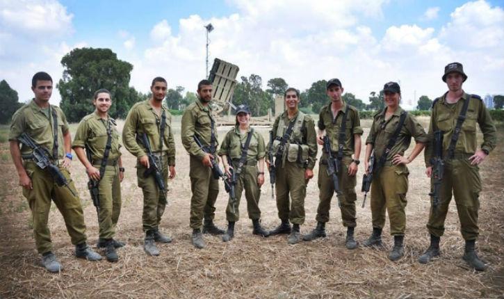 Appel aux dons pour les soldats israéliens en mission à Gaza