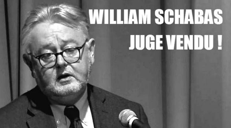 Qui est William Schabas, ce juge vendu pour mener l'enquête sur Gaza ? Ses déclarations parlent d'elles-mêmes…