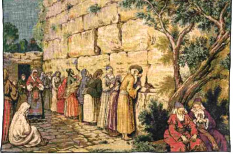 Embarrassant : l'histoire inventée du «peuple» palestinien contredite par un vieux timbre poste.