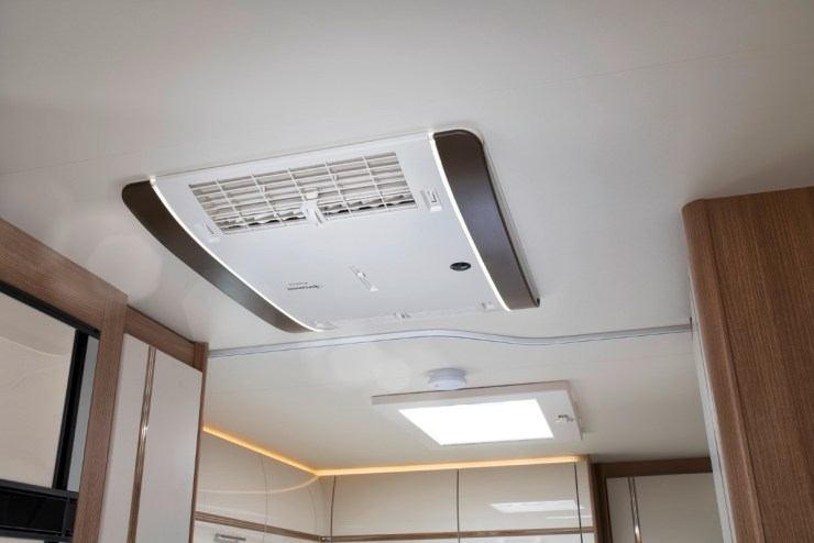 Fendt Tiffany S 2022 climatisation