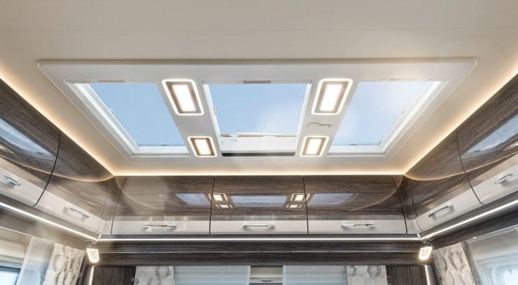 Fendt Diamant 2022 ouverture de toit