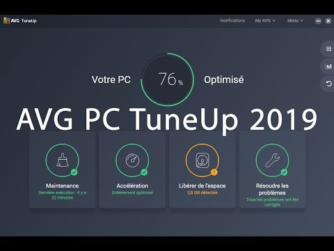 AVG PC TuneUp 2020 Serial Key + Keygen and Crack Free Download [Updated]