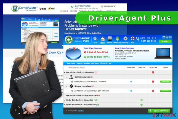 DriverAgent Plus 3.2 Crack With Product Key Full Working [Latest]