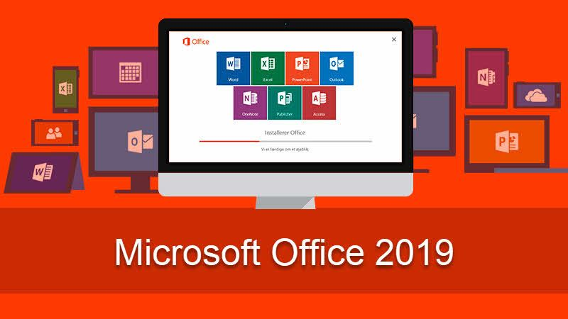 Microsoft Office 2019 Crack + Serial Key Free Download [Latest] [New-Oct-2021]