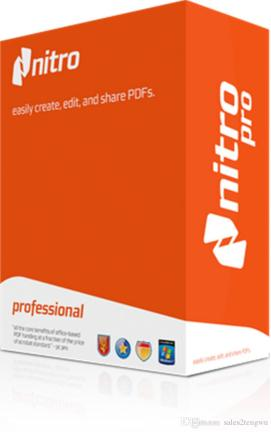 Nitro Pro 13.2.3.26 Crack With Serial Key Free Download [Latest]