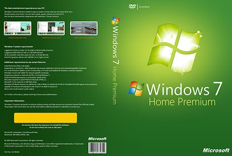 Windows 7 Home Premium Product Key For ( 32 & 64 Bits) [2021]