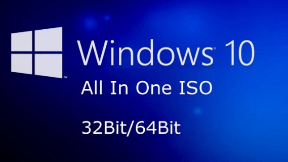 Windows 10 ISO File Download Free 32-64 Bit With Activation Key