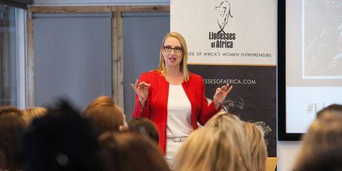 Woman that Translates into Entrepreneurship