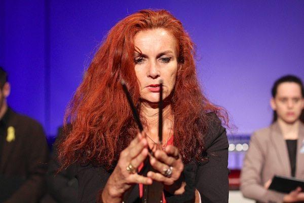 Doina Weber im Salon5