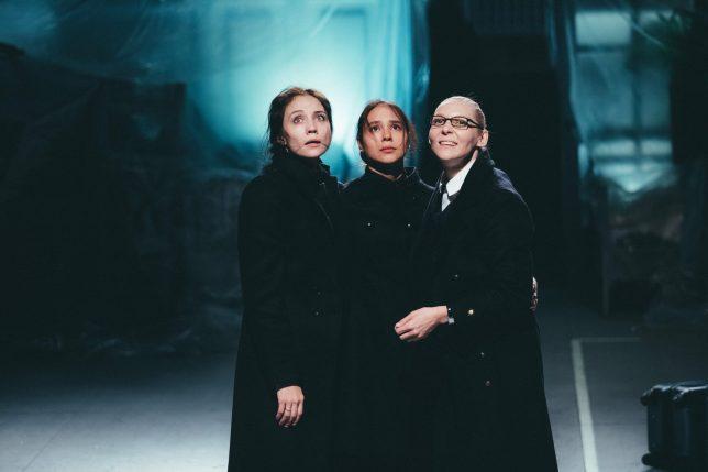 Die drei Schwestern (c) Frol Podlesny